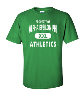 Alpha Epsilon Phi Athletics T-Shirts