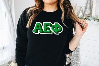 Alpha Epsilon Phi City Greek Sweatshirt