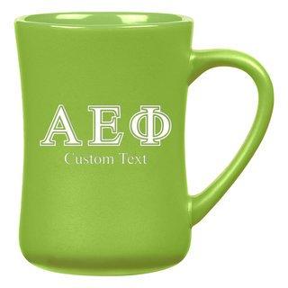 Alpha Epsilon Phi Coffee House Mug