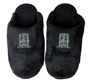 DISCOUNT-Alpha Epsilon Phi Crest - Shield Slippers