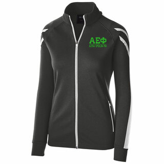 Alpha Epsilon Phi Flux Track Jacket