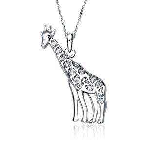 Alpha Epsilon Phi Giraffe Pendant
