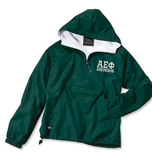 Alpha Epsilon Phi Greek Letter Anoraks