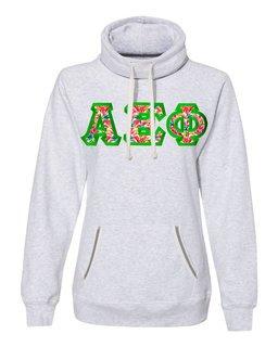 Alpha Epsilon Phi J. America Relay Cowlneck Sweatshirt