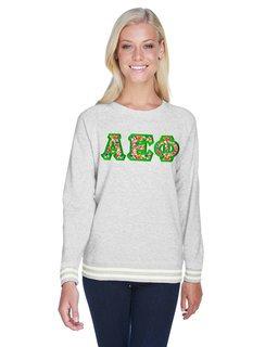 Alpha Epsilon Phi J. America Relay Crewneck Sweatshirt