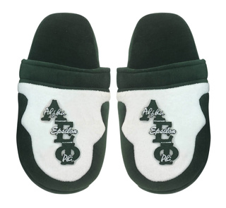 DISCOUNT-Alpha Epsilon Phi Letter Slippers