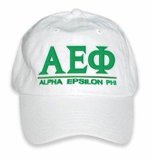 Alpha Epsilon Phi World Famous Line Hat