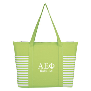 Alpha Epsilon Phi Maritime Tote Bag