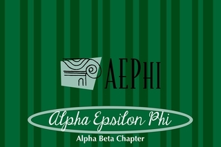 Alpha Epsilon Phi Mascot Tablecloth
