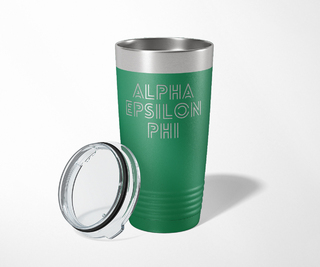 Alpha Epsilon Phi Modera Tumbler