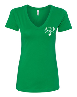 Alpha Epsilon Phi Mom Ideal V-Neck