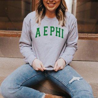 Alpha Epsilon Phi Nickname College Crew