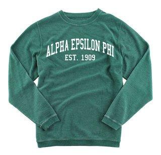 Alpha Epsilon Phi Rally Corduroy Crew