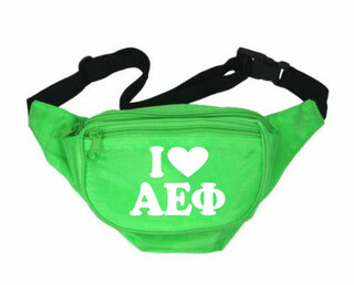 Alpha Epsilon Phi Sorority Fanny Pack
