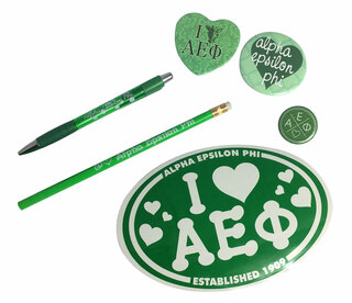 Alpha Epsilon Phi Sorority Large Pack $15.00