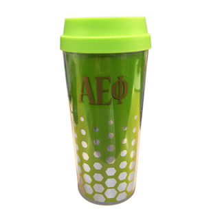 Alpha Epsilon Phi Sparkle Coffee Tumblers