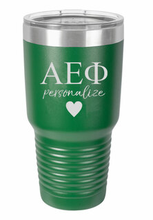 Alpha Epsilon Phi Vacuum Insulated Tumbler