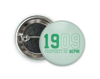 Alpha Epsilon Phi Year Button