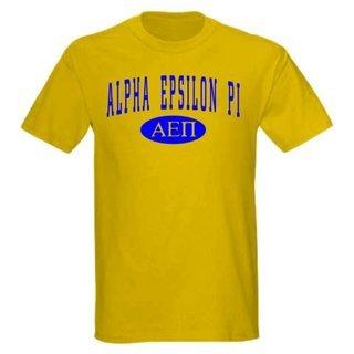 Alpha Epsilon Pi arch tee