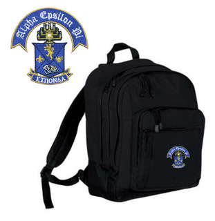 Alpha Epsilon Pi Backpack