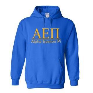 Alpha Epsilon Pi bar Hoodie