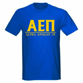 Alpha Epsilon Pi bar tee