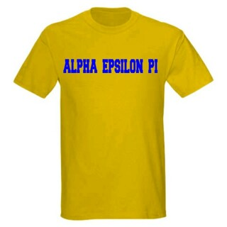 Alpha Epsilon Pi college tee