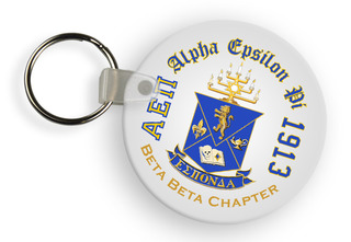 Alpha Epsilon Pi Color Keychains