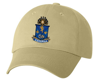 DISCOUNT-Alpha Epsilon Pi Crest - Shield Hat
