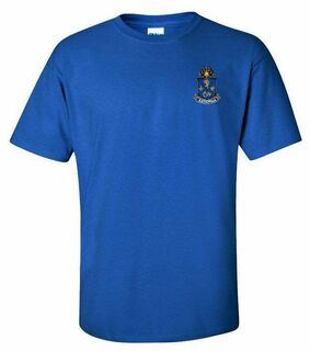DISCOUNT-Alpha Epsilon Pi Crest - Shield Shirt
