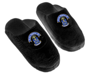 Alpha Epsilon Pi Crest Slippers