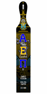 Alpha Epsilon Pi Custom Full Color Paddle