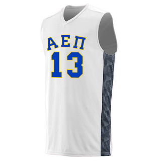 Alpha Epsilon Pi Fast Break Game Basketball Jersey