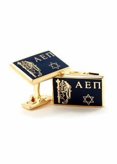 Alpha Epsilon Pi Flag Cufflinks