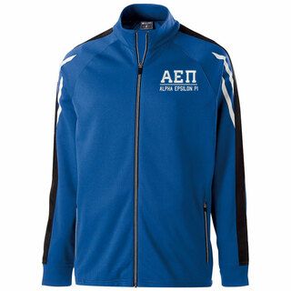 Alpha Epsilon Pi Flux Track Jacket