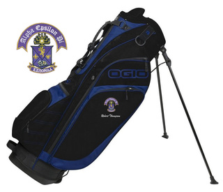 Alpha Epsilon Pi Golf Bags