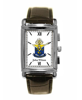 Alpha Epsilon Pi Greek Classic Wristwatch