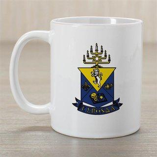 Alpha Epsilon Pi Greek Crest Coffee Mug