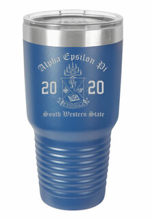 Alpha Epsilon Pi Insulated Tumbler