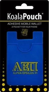 Alpha Epsilon Pi Koala Pouch Phone Wallet