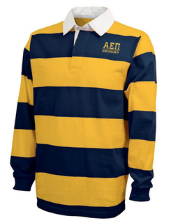 Alpha Epsilon Pi Lettered Rugby
