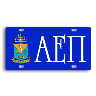 Alpha Epsilon Pi License Cover
