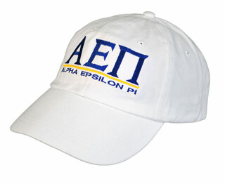 Alpha Epsilon Pi World Famous Line Hat