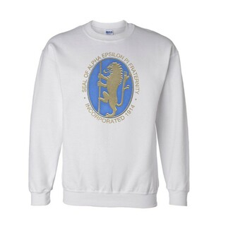 Alpha Epsilon Pi Logo Crewneck Sweatshirt
