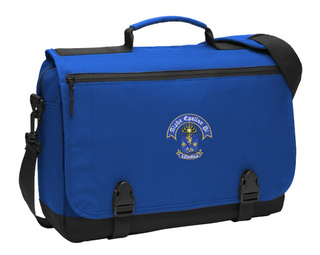 DISCOUNT-Alpha Epsilon Pi Messenger Briefcase