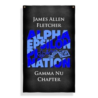Alpha Epsilon Pi Nations Giant Flag