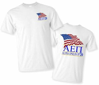 Alpha Epsilon Pi Patriot Limited Edition Tee