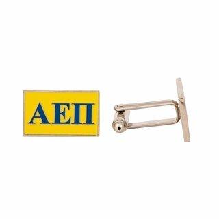Alpha Epsilon Pi Rectangle Cuff Links