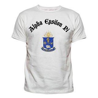 Alpha Epsilon Pi Vintage Crest - Shield T-shirt
