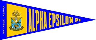 Alpha Epsilon Pi Wall Pennants